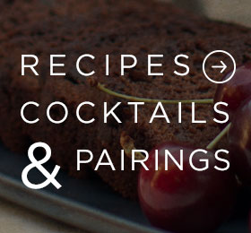 Recipes, Cocktails & Pairings
