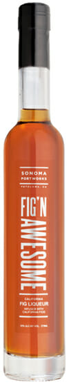 Fig'N Awesome Fig Liqueur